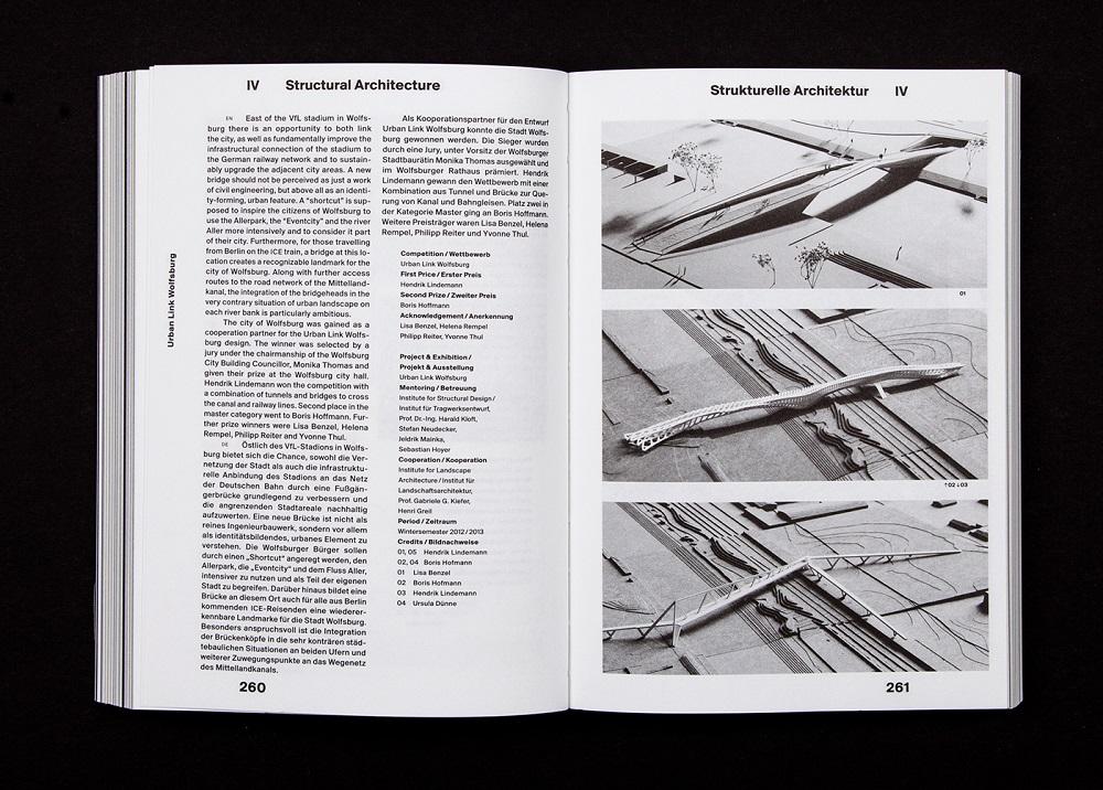 architecture book editorial design