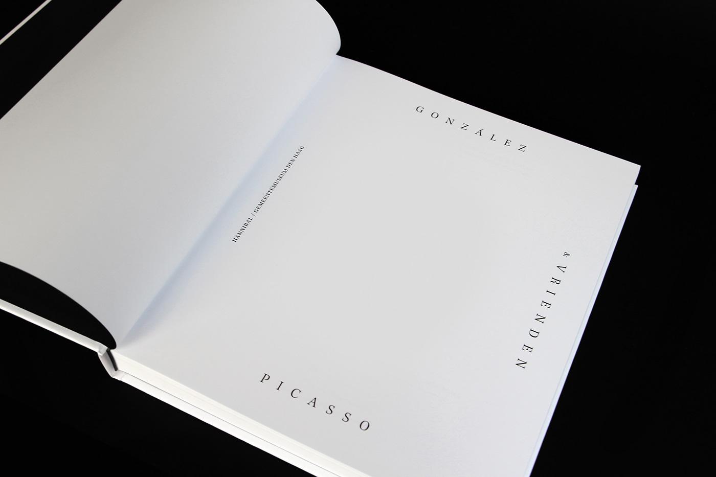 book design minimalism