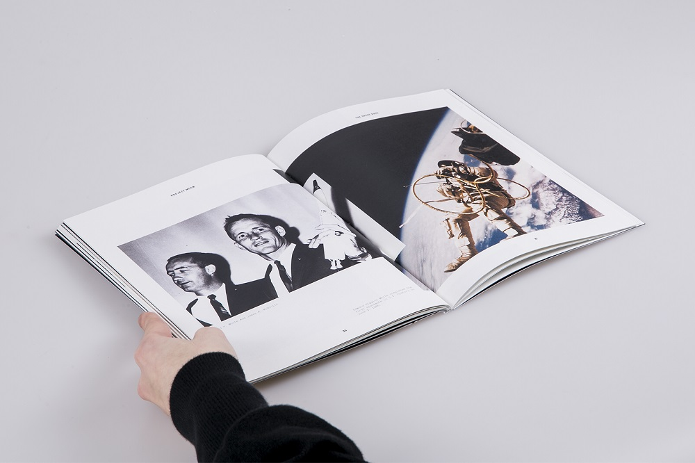 book design space
