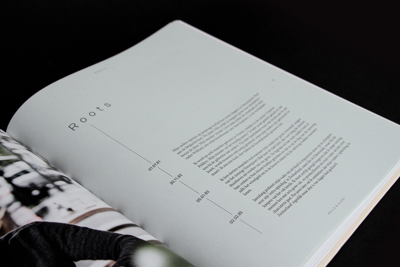 book editorial design examples