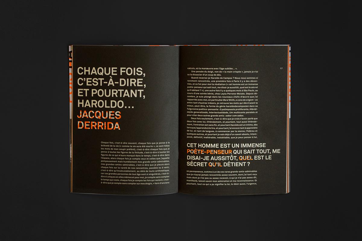 editorial design graphics