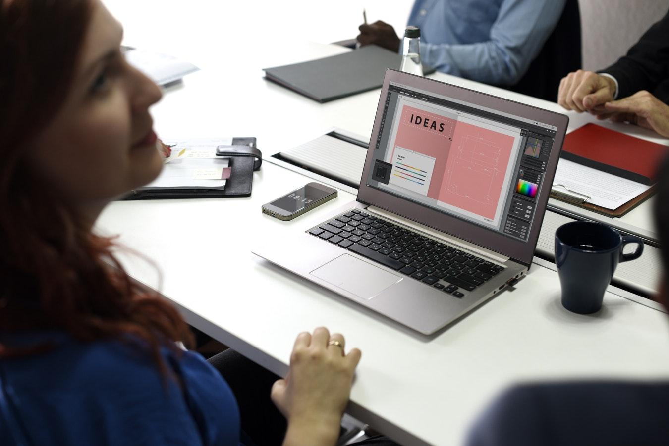 teamwork in digital agency