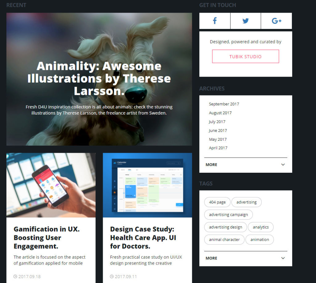 design-for-users-website-interface