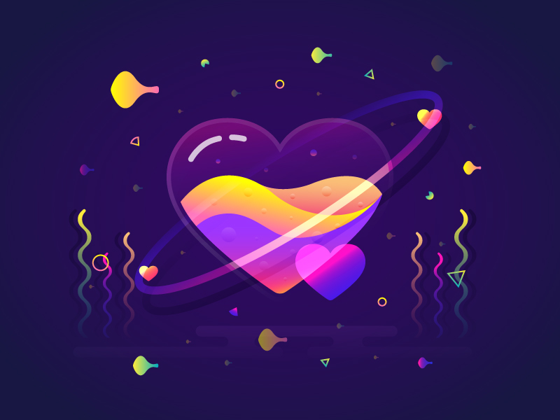 heart-digital-art