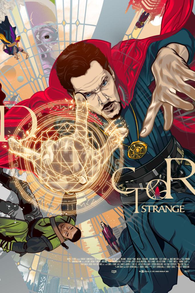 Doctor-Strange-movie-poster-design