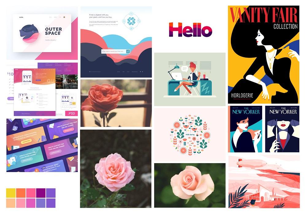 mood-board-graphic-UI-design