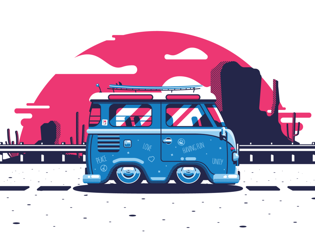 Motion Design: 20 Inspiring Animated Illustrations