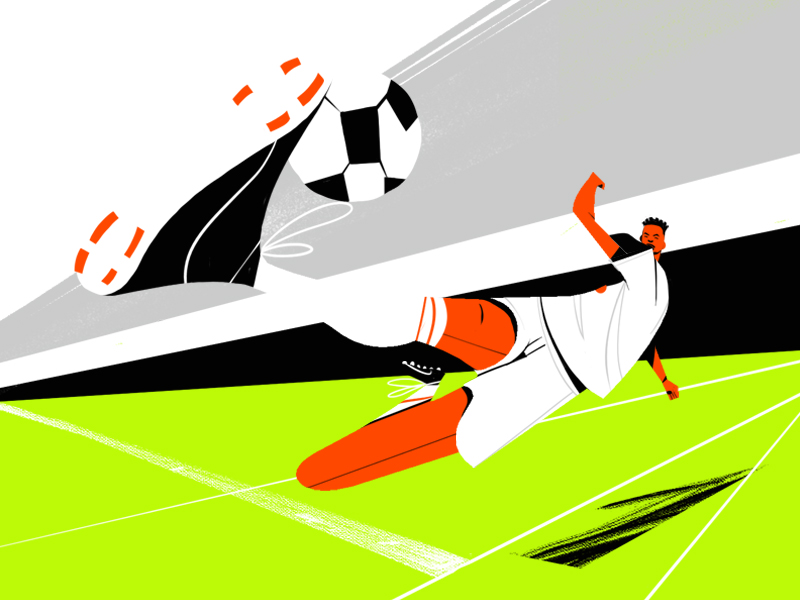 Get the Ball Rolling: 12 Cool Football Animations