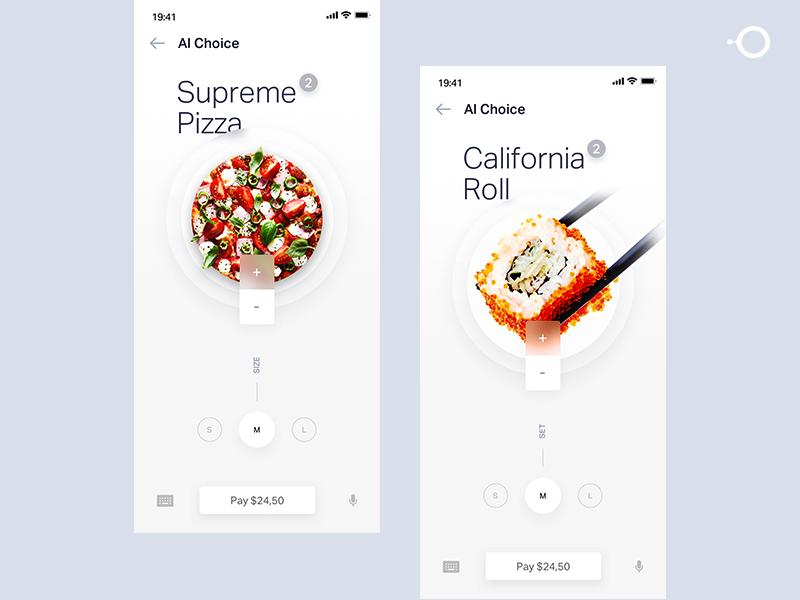 ecommerce app design