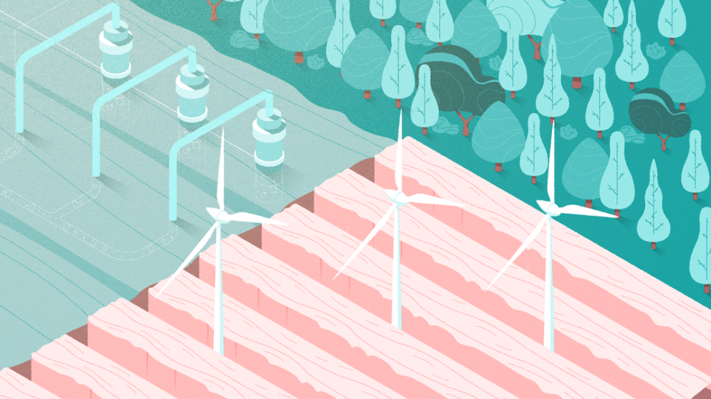 color choice illustration