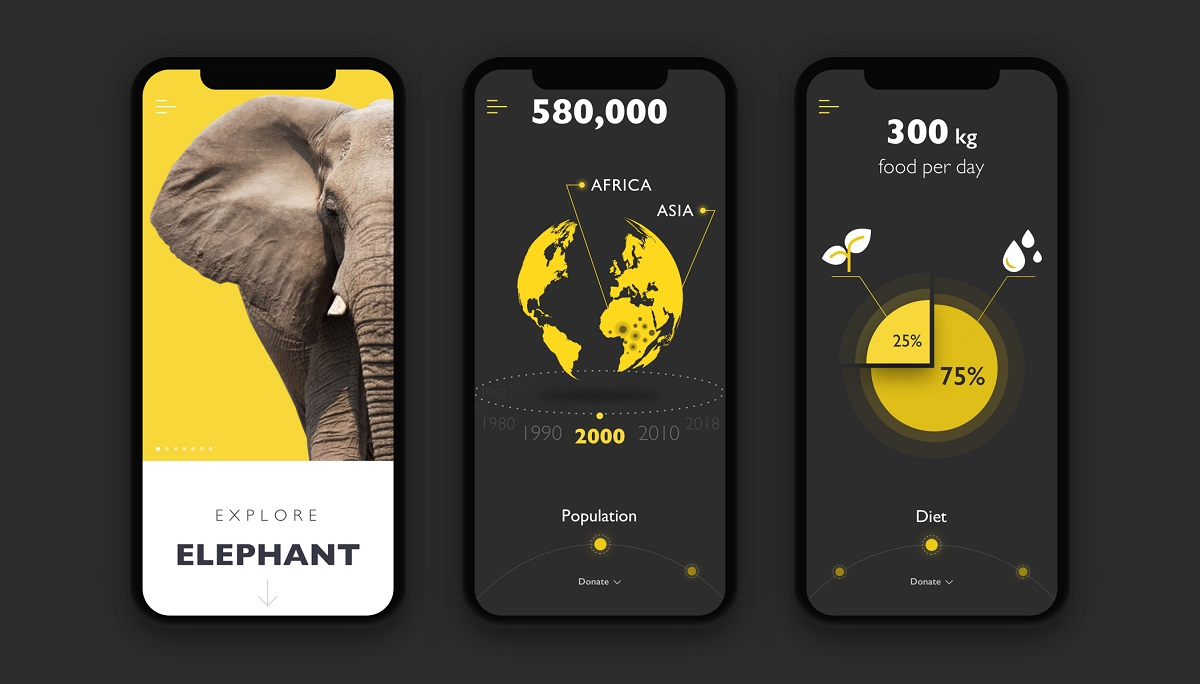 20+ UI Design Concepts for Education on Web and Mobile