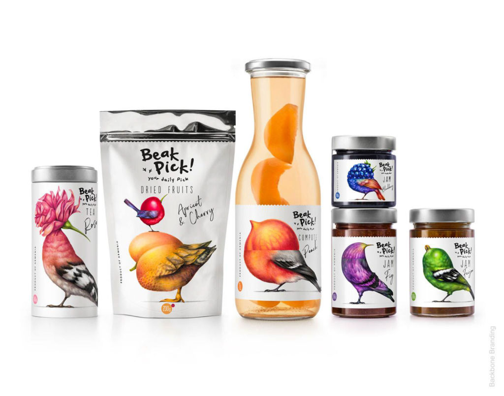 packaging design graphic marketing