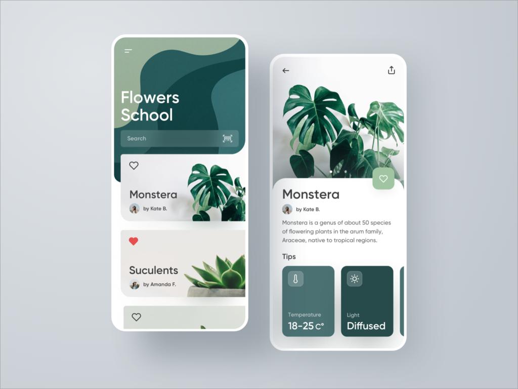 plants education app