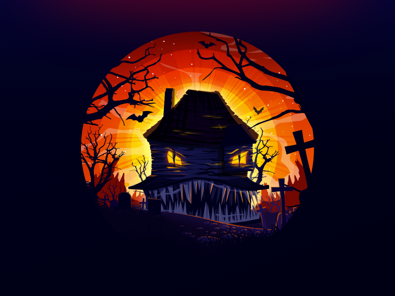 illustration halloween
