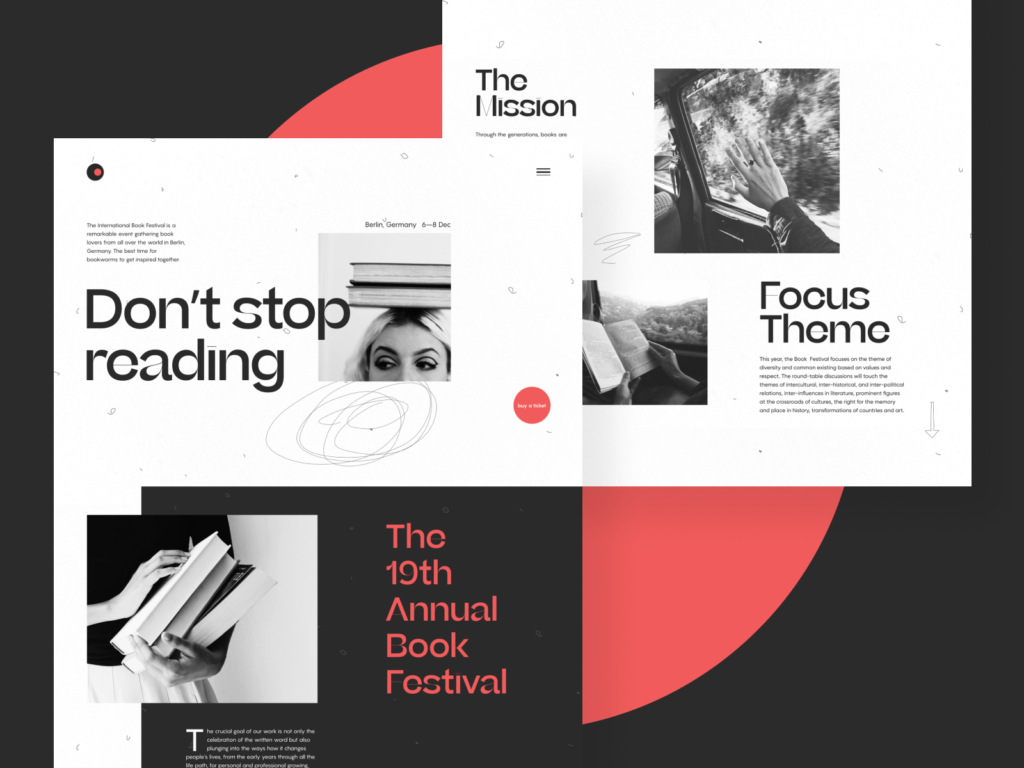 At All Events: Awesome Designs for Event Websites and Landing Pages
