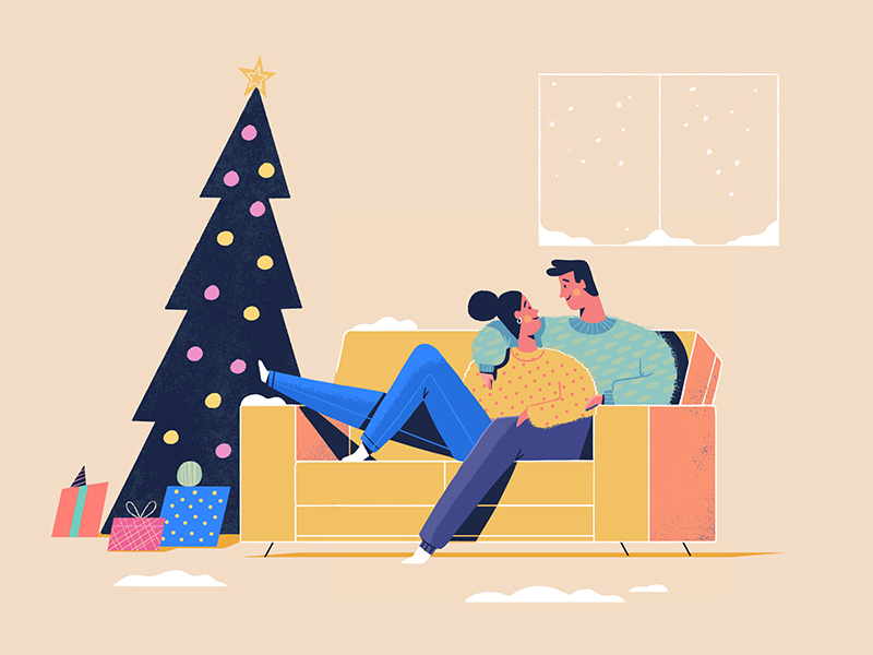 illustration christmas