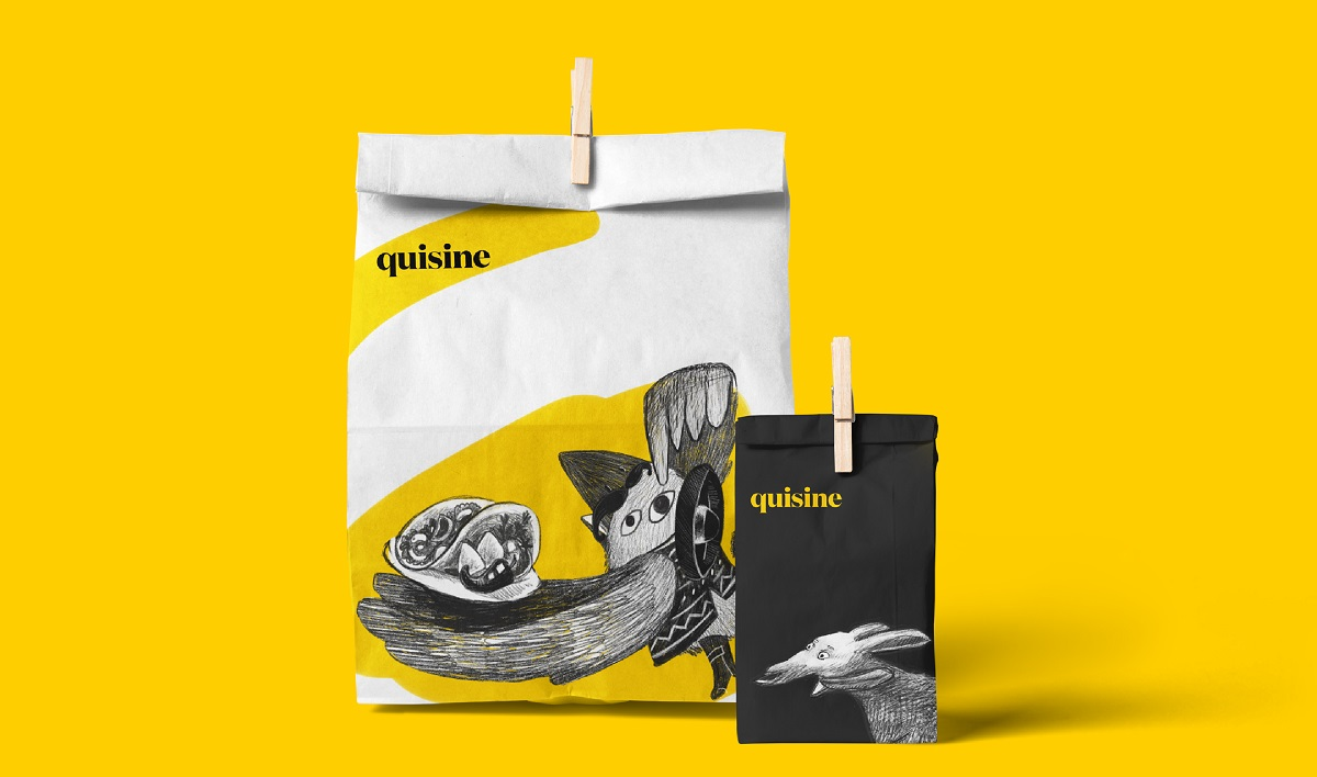 packaging design illustration