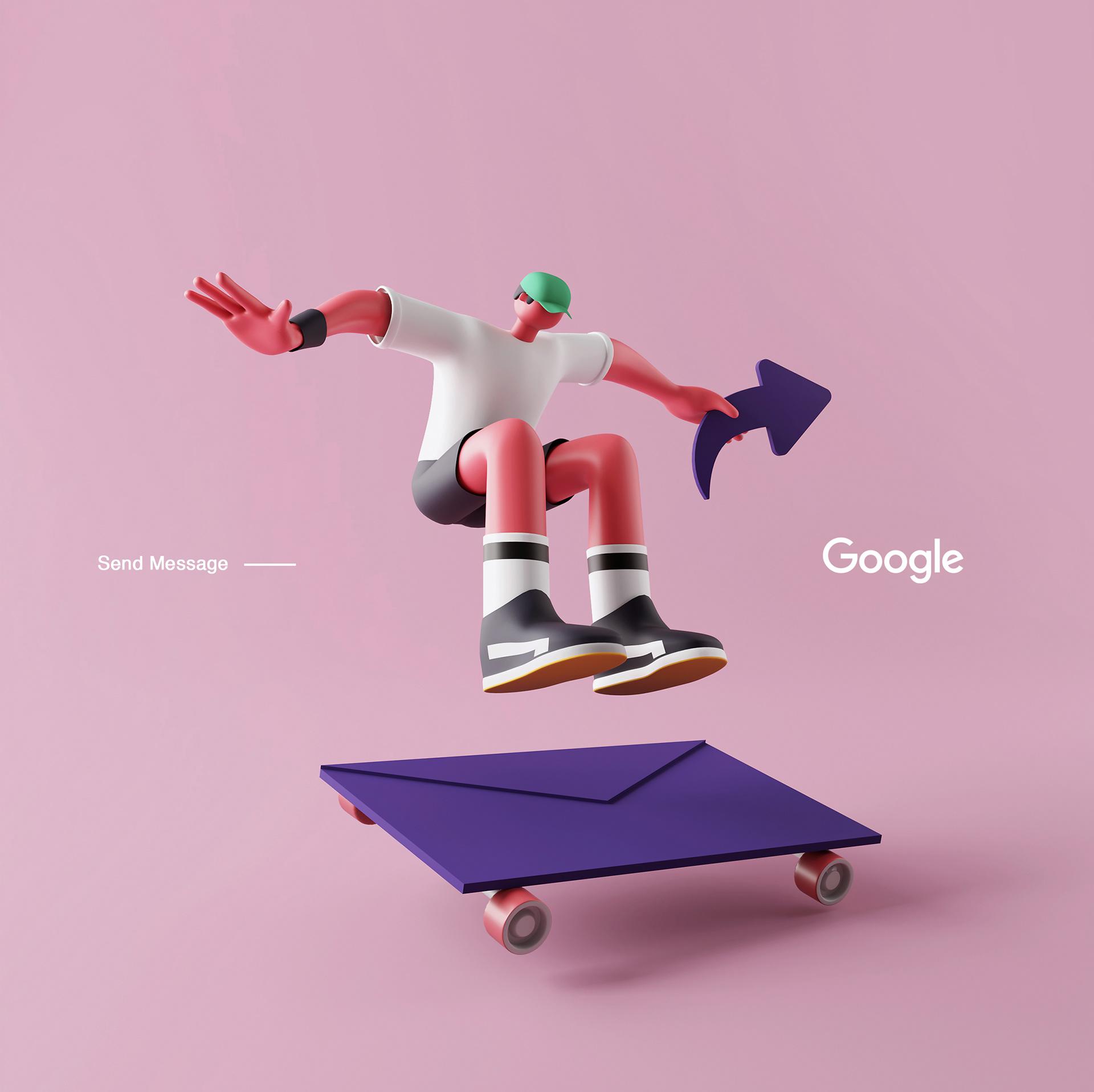 3d art google partners