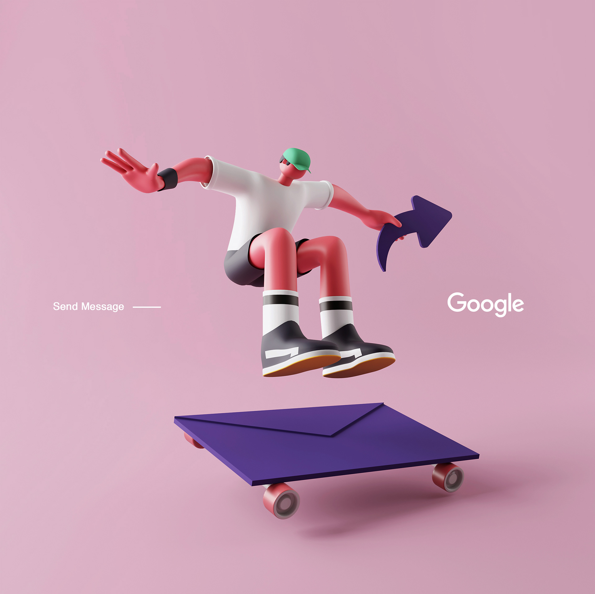 3d art google partners
