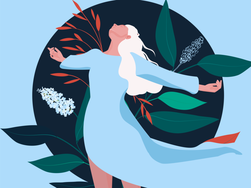 Spring Fever: 30+ Lovely Spring Illustrations for Your Inspiration