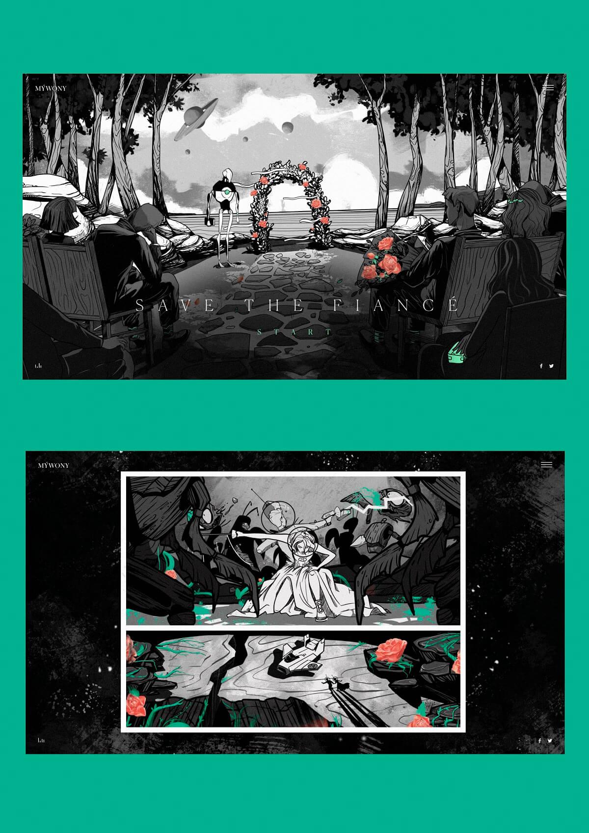 mywony-storyboard-illustrations