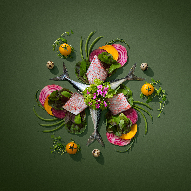 food artist photography