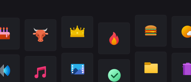 Icons8 Released About 1000 Icons in New Style Inspired by Fluent Design