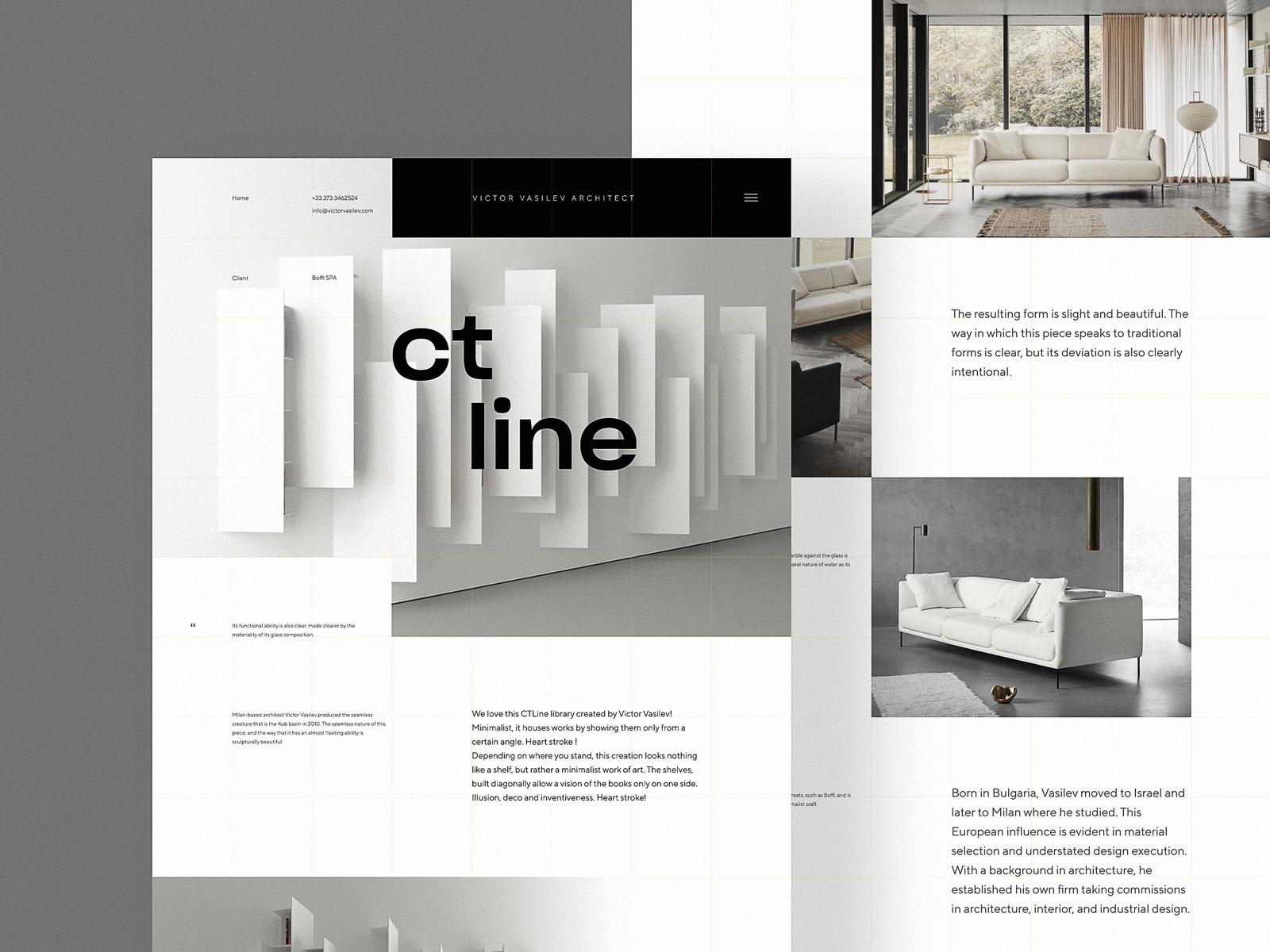 furniture design project