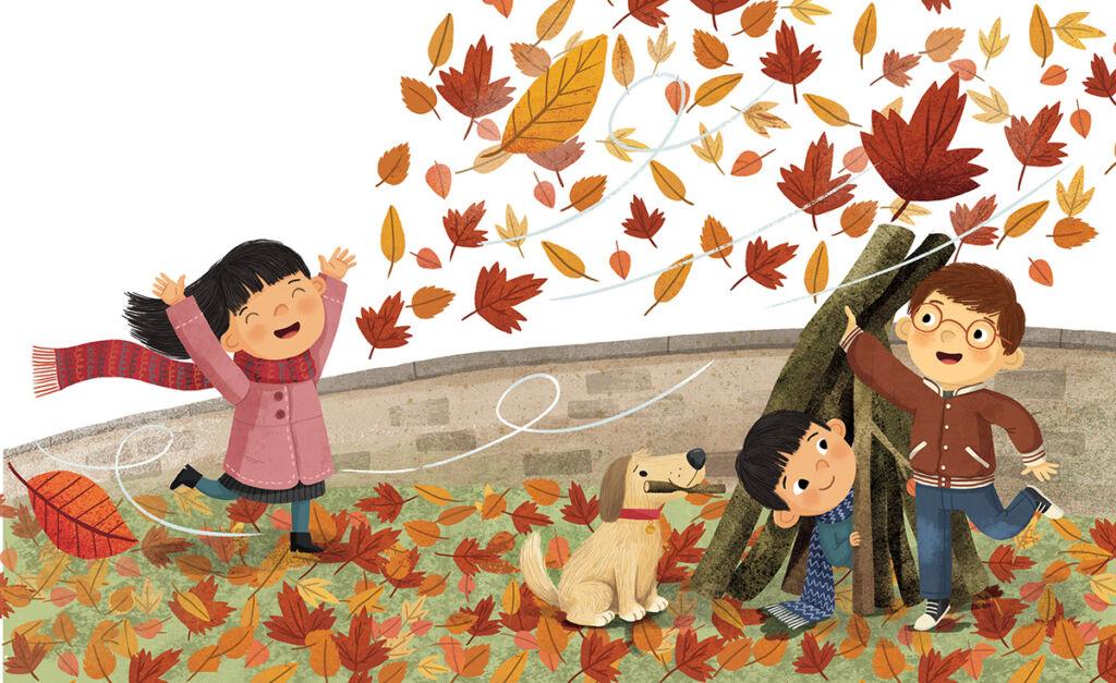 autumn arts