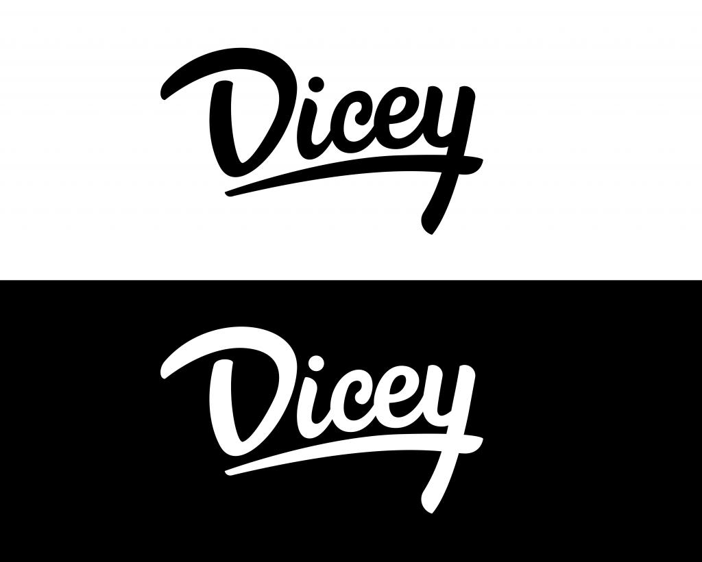dicey-design-case-study-logo-black-and-white