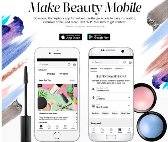 online boutique web design