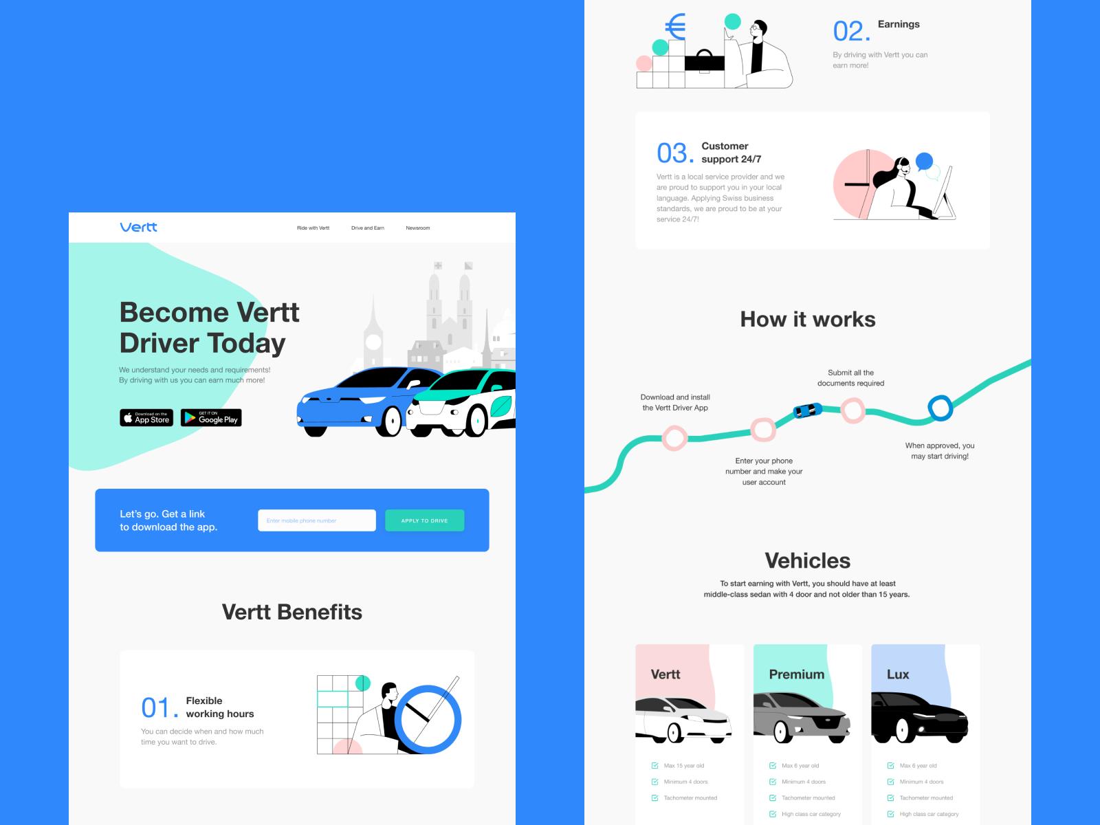 vertt web design