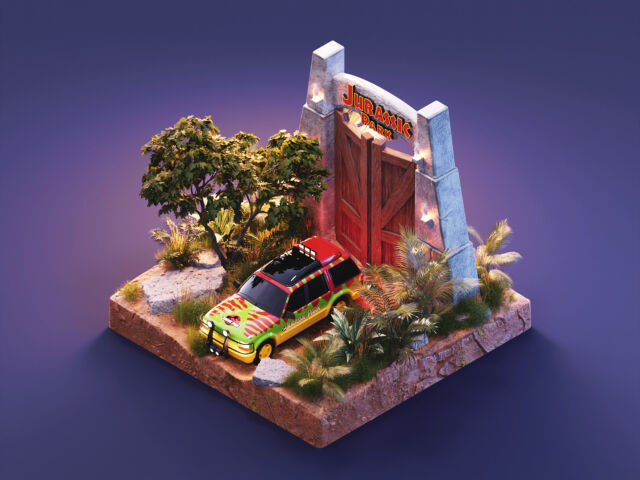 3D Art: Blender Tutorials by Roman Klco Inspired by Movies