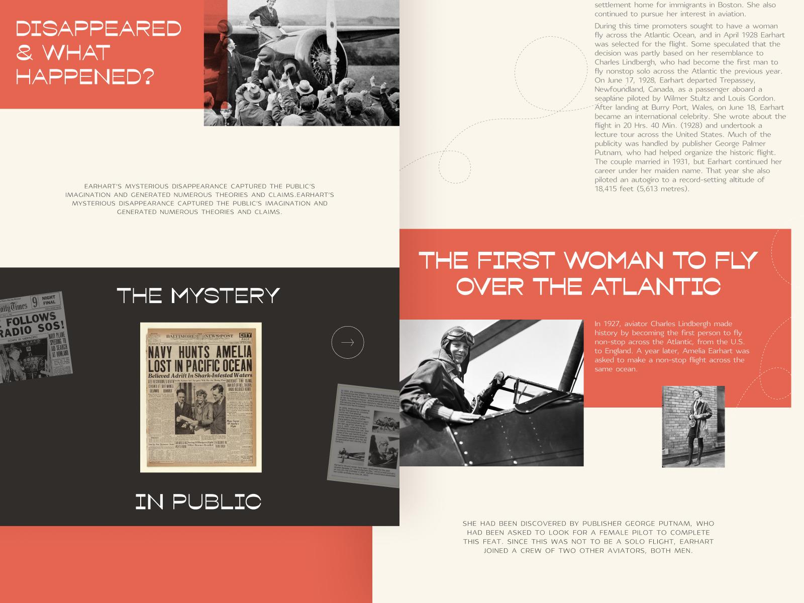 powerful women website design tubik studio