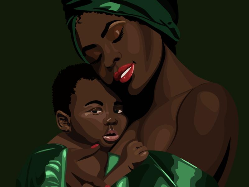 mother art