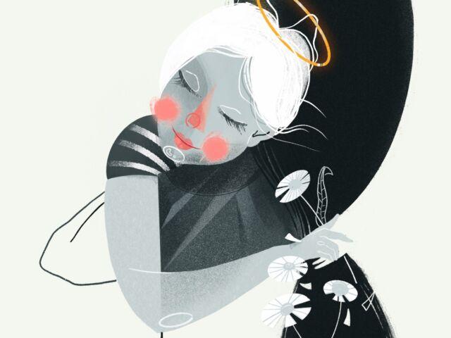 Мамині обійми: 30 зворушливих ілюстрацій про мам