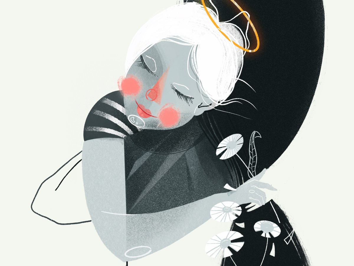 Mum's Hug: 30 Touching Illustrations About Mothers