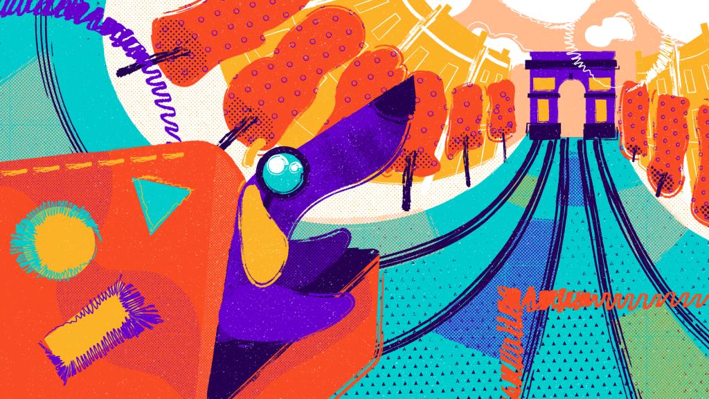 Case Study: Step-by-Step Process for Storytelling Illustration Set